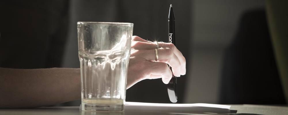 Møte, skrive, referat, dokument