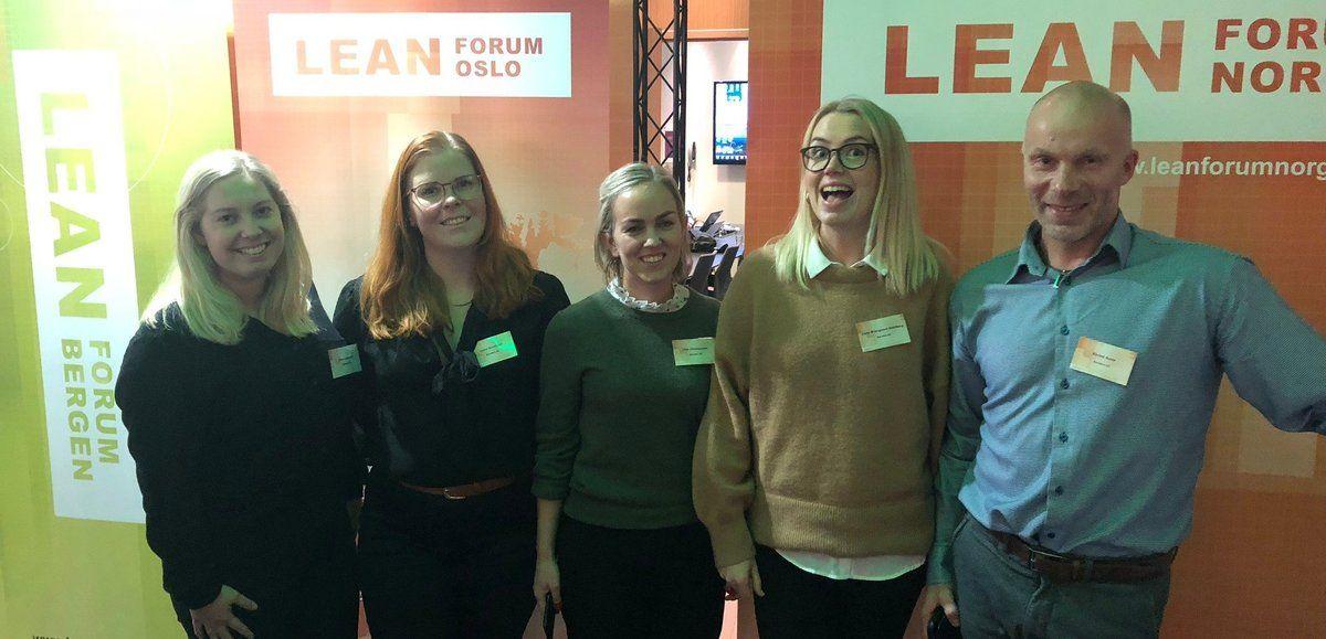 Karabin; Lean; Digitalisering; Kultur, Kompetanse