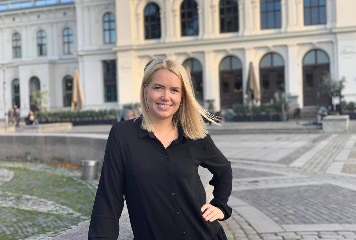 Anne Øvergaard Dahlberg, seniorkonsulent i Karabin.