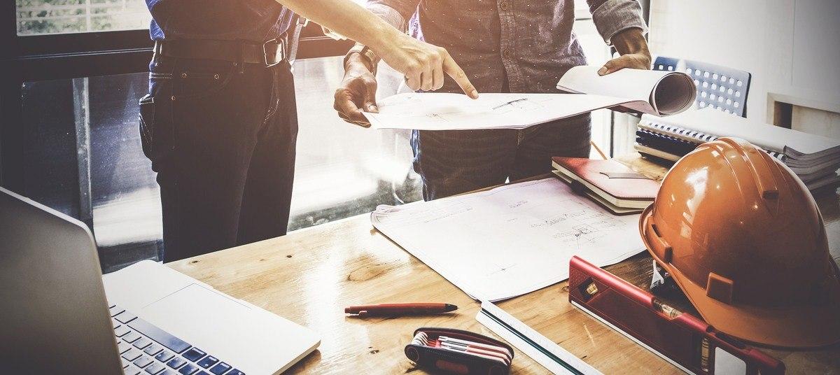 Illustrasjon - byggeledere